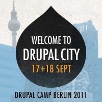 Drupal City Banner