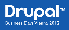 Drupal Business Days Vienna Banner