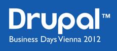 Drupal Business Days Vienna Banner