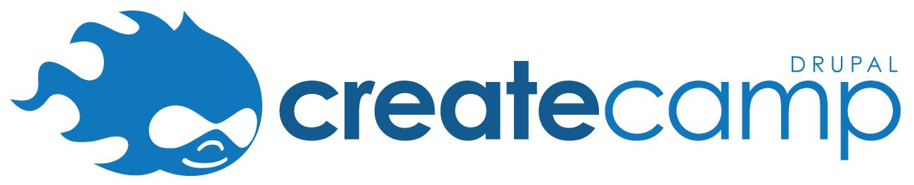 Drupal Create Camp Logo