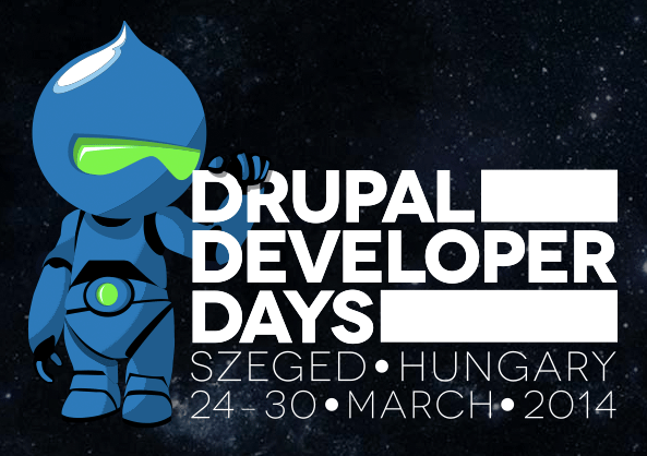 Drupal Developer Days Szeged 2014