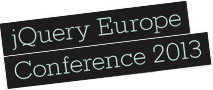 jQuery Europe Conference 2013