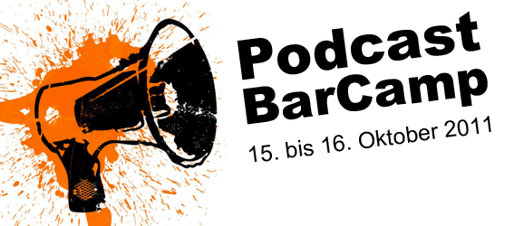 Podcast Barcamp Vienna Banner