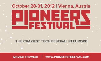 Pioneers Festival Banner