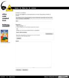 Screenshot 3und20 Website - Create Article