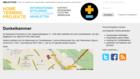 Screenshot Belichtung Website - Darkroom