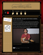 Screenshot Guitar-Academy24 Website - Start
