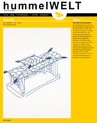 Screenshot Hummelwelt.com Webseite Blog-Bereich