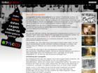 Screenshot Website Lomografie - About Lomo