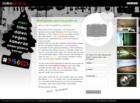 Screenshot Website Lomografie - Frontpage