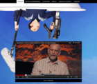 Noseland the movie - website screenshot trailer - John Malkovich