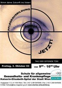 Poster Kaiserin Elisabeth Spital