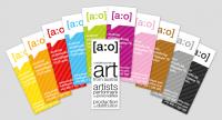 acolono Visitenkarten Übersicht Farbversionen