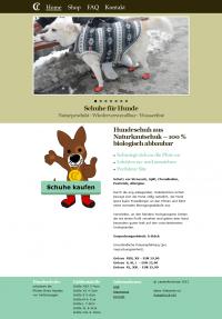 Caninefootwear Homepage