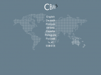 Screenshot CMB5 Website