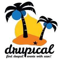 Official Drupical Logo