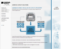 Screenshot Gaminside website 2012 - frontpage