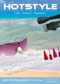 Flyer Hotstyle - Front