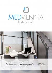 Medvienna Magazine Seite 1