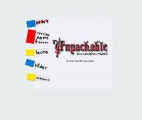 Screenshot Unpackable Rollenspieltreff Website - Startseite