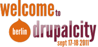 drupal camp berlin logo
