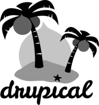 drupical logo