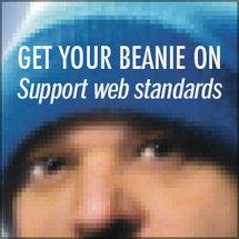 Blue Beanie Day 2011 Banner