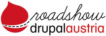 Drupal Roadshow Logo