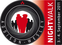 Addison Wesley NightWalk Banner