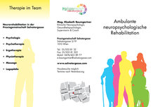 Ambulante neuropsychologische Rehabilitation Folder