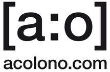 acolono logo with domain