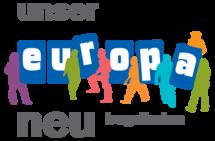 Originalentwurf Europa geht anders Logo by attac
