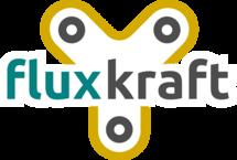 fluxkraft - use the Internet efficiently Logo