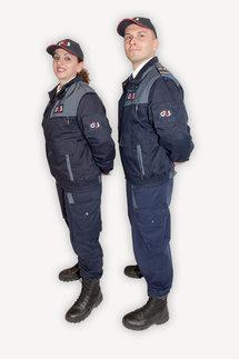 g4s Uniformen