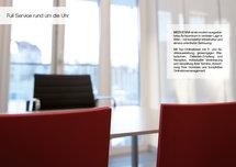 Medvienna Magazine Seite 2 bis 3