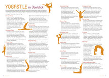 Yogaguide Seite 8-10