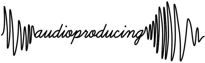 audioproducing logo bold