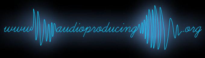 audioproducing logo color