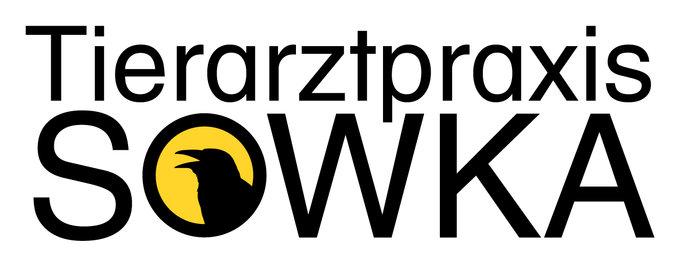 Tierarztpraxis Sowka Logo - Krähe