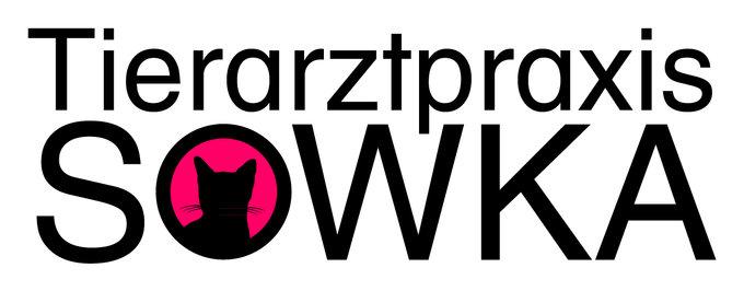 Tierarztpraxis Sowka Logo - Katze