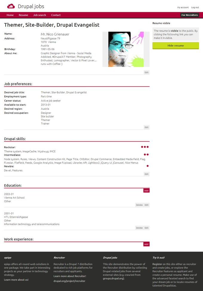 Screenshot Drupal Jobs - Profile View.png