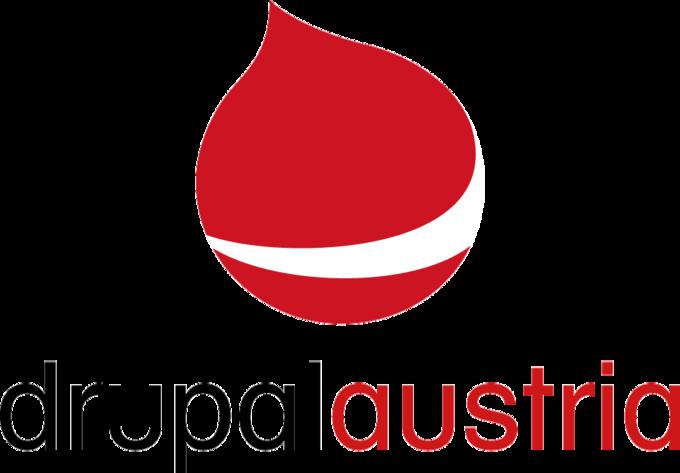 Drupal Austria Logo