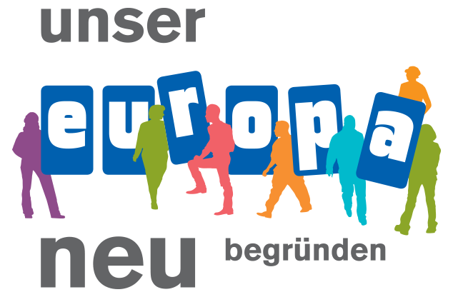 Originalentwurf Europa geht anders Logo by attac