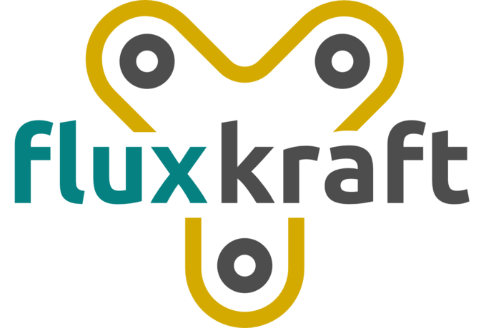 fluxkraft - use the Internet efficiently Logo