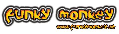 Funky Monkey Schrift