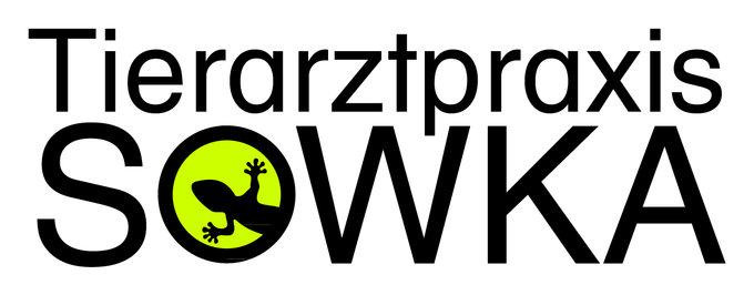 Tierarztpraxis Sowka Logo - Gecko