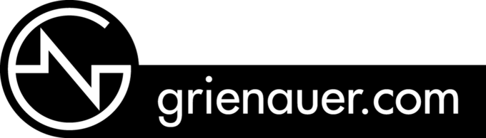 Grienauer Nico Logo with Domain