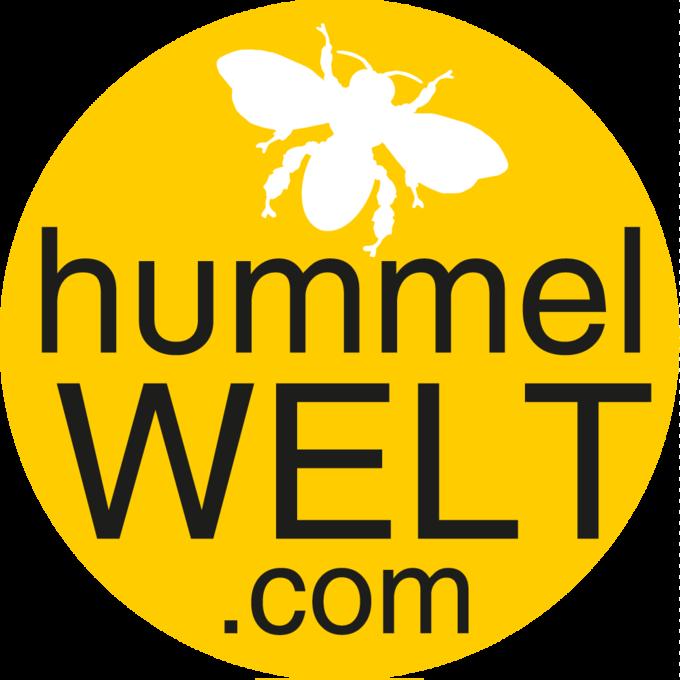 Hummelwelt Logo Gold