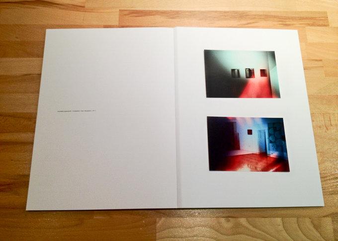 Ansicht der Letzten 2 Seiten des Sezession Kataloges von Lecia Dole-Recio