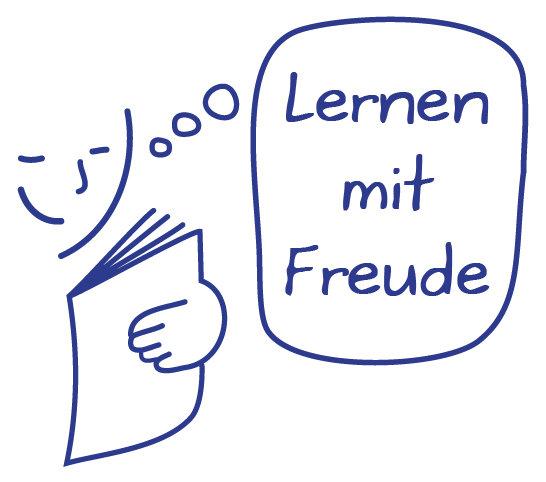 Lernen mit Freude Logo
